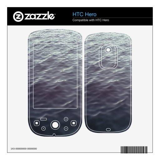Mar HTC Hero Skins