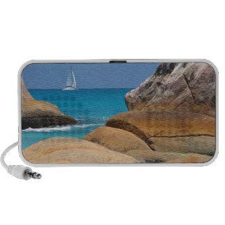 Mar iPhone Altavoces
