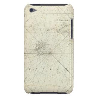 Mar Mediterráneo 5 iPod Case-Mate Cárcasas