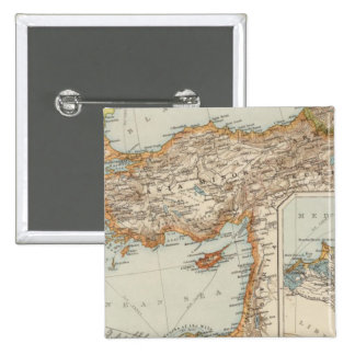 Mar Mediterráneo E Pin Cuadrado