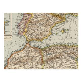 Mar Mediterráneo W Tarjetas Postales