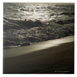 Mar misterioso azulejo ceramica