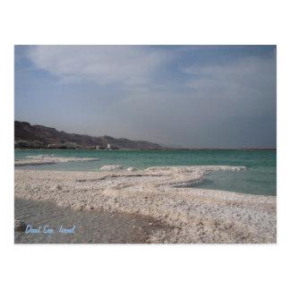 Mar muerto, Israel Postal