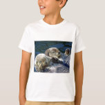 Mar-nutrias Polera