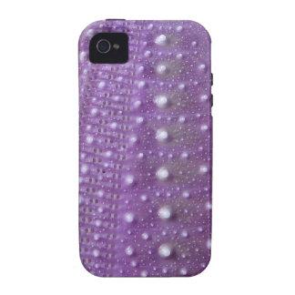 Mar Pilluelo-Púrpura iPhone 4/4S Carcasa
