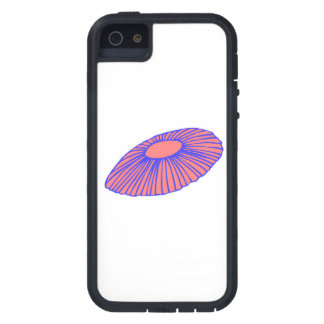 Mar plano Shell iPhone 5 Case-Mate Carcasa