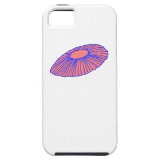 Mar plano Shell iPhone 5 Case-Mate Cobertura