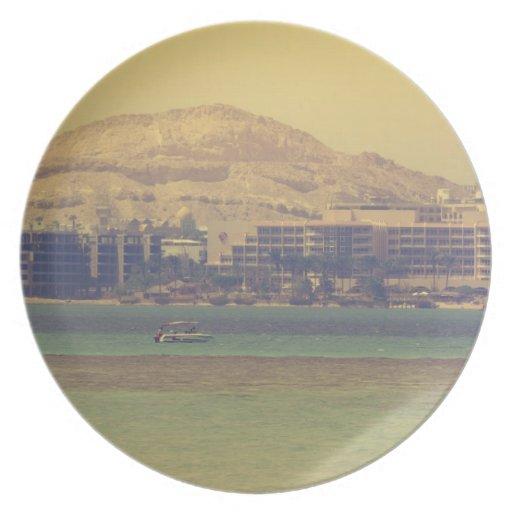 Mar Rojo, Egipto Plato Para Fiesta