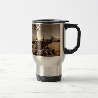 Mar rover space design mug