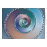 Mar Shell - tarjeta del fractal
