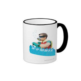Mar sórdido taza