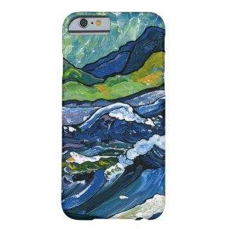 Mar tempestuoso funda para iPhone 6 barely there