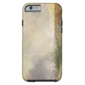 Mar tempestuoso que se rompe en una orilla, 1840-5 funda para iPhone 6 tough