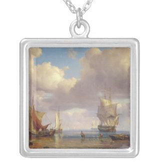 Mar tranquilo, 1836 colgantes personalizados