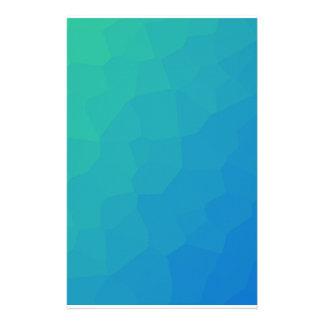 mar tropical papelería de diseño