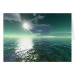 Mar tropical (tarjeta)