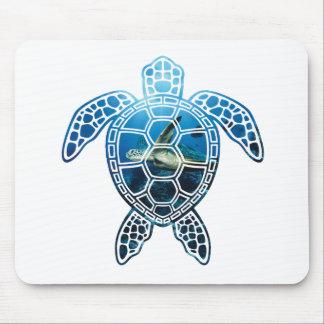mar turtle-2 tapete de ratón