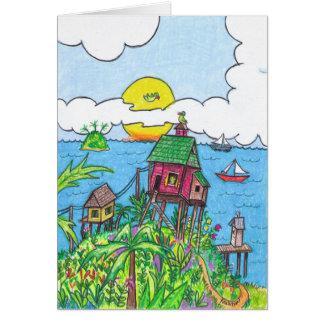 Mar Vista Card