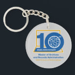 "MARA 10th Anniversary Keychain<br><div class=""desc"">Celebrate MARA&#39;s 10th Anniversary with this eye-catching keychain.</div>"