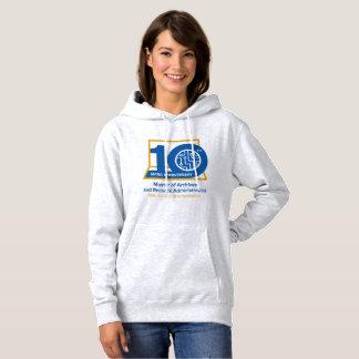 MARA 10th Anniversary Women's Hooded Sweatshirt