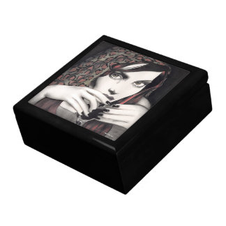 """Mara"" Gothic Martini Fae Gift Boxes"