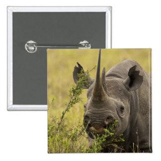 Mara Triangle, Masai Mara Game Reserve, Kenya, Pinback Button