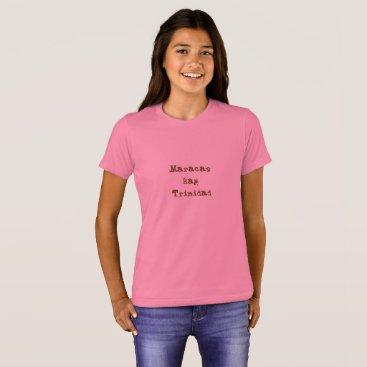 Beach Themed Maracas Bay Trinidad T-Shirt