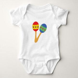 Maracas Shakers T Shirt