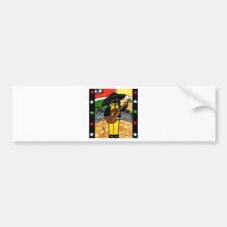 Marachi Doxie Bumper Stickers