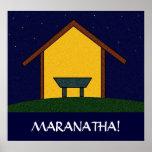 MARANATHA! PRINT