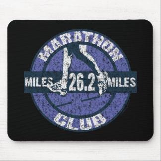 Marathon Club Mouse Pad