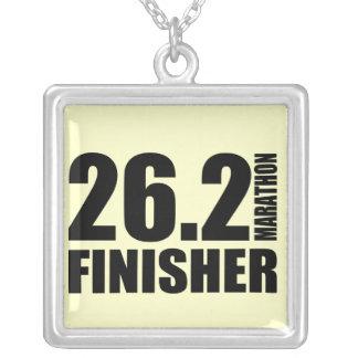 Marathon Finisher Necklace