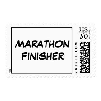 MARATHON FINISHER STAMP