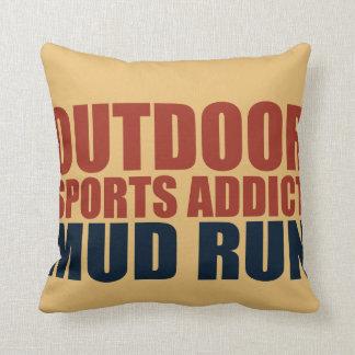 Marathon Finisher Throw Pillows