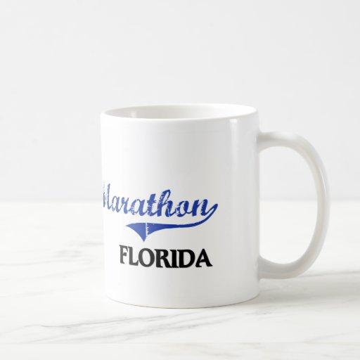 Marathon Florida City Classic Coffee Mug