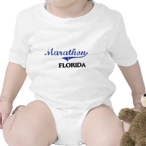 Marathon Florida City Classic T Shirt