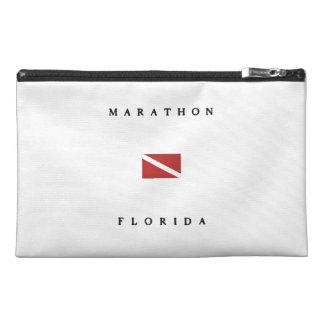 Marathon Florida Scuba Dive Flag Travel Accessories Bag