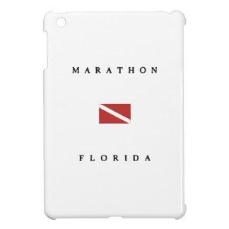 Marathon Florida Scuba Dive Flag iPad Mini Cover