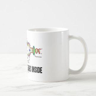 Marathon Genes Inside (DNA Replication) Coffee Mug