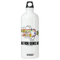 Marathon Genes Inside (DNA Replication) SIGG Traveler 1.0L Water Bottle