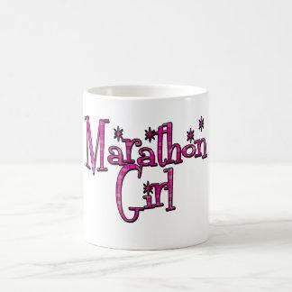 Marathon Girl Mugs