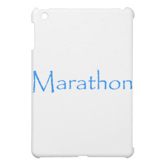 Marathon iPad Mini Cases