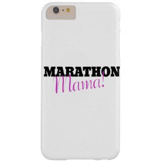 Marathon MAMA Barely There iPhone 6 Plus Case