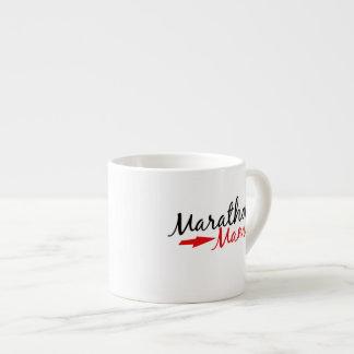 Marathon mama espresso cup