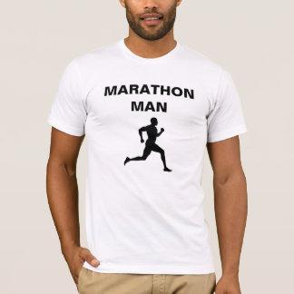 Marathon Man runner jogger t-shirt