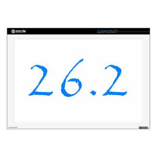 """Marathon Miles Decals For 17"""" Laptops"""