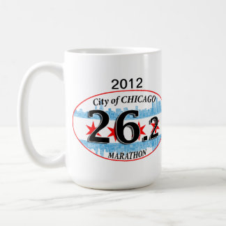 Marathon Mug - City of Chicago
