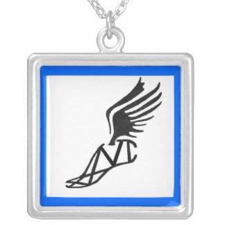 Marathon Necklace - Blue