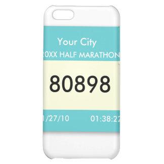 Marathon Race Bib on a  Case For iPhone 5C