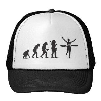 Marathon Runner Trucker Hat